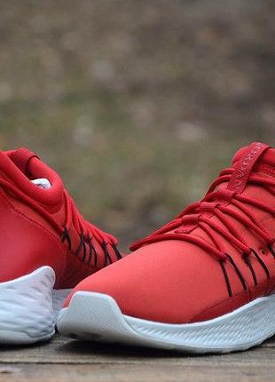 Оригинал nike! мужские красные кроссовки бег nike air jordan f...