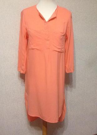 Платье-рубашка h&m,р.xs-m