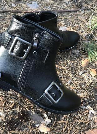 Кожаные ботиночки christina