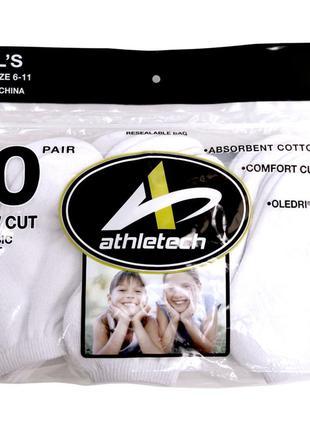 Athletech фирменные детские махровые носки. размер 26-32. ориг...