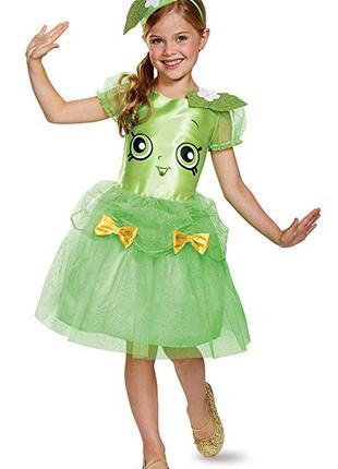 Карнавальный костюм яблочка фло. shopkins шопкинс.  сша.