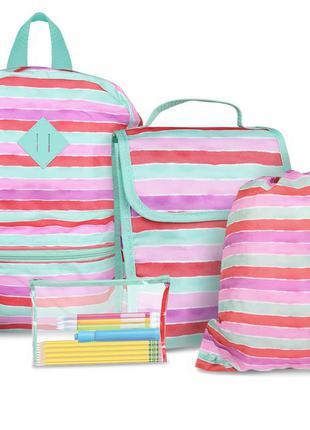 Рюкзак ipack kids - 5 в 1 для начальной школы. оригинал из сша.