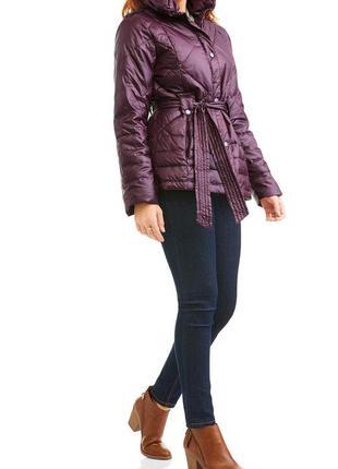 Женская пуховая лёгкая куртка big chill . оригинал из сша.