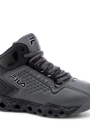 Баскетбольные кроссовки для мальчиков fila. оригинал.