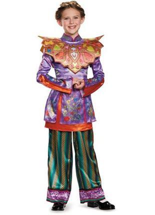 Роскошный костюм алиса в стране чудес в азиатском стиле. 7-8 л...
