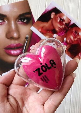 Спонж для макияжа zola