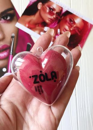 Спонжик для макияжа zola