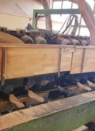 Линия для выпуска обуви на деревянной подошве