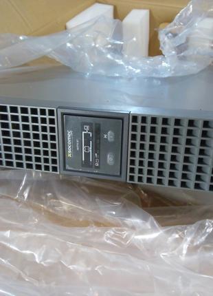 РАСПРОДАЖА  дбж SOCOMEC Netys RT 1700VA 1200W On-Line rackmount u