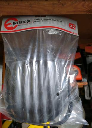 Наколенники защитные резина