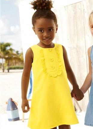 Платье некст next 4-5 лет