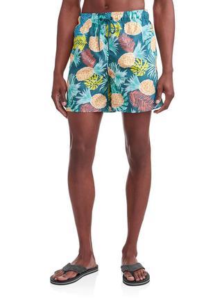 Пляжные шорты george для мужчин xl 40-42. оригинал из сша.
