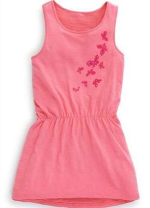 Платье трикотажное некст 15 лет