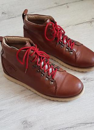 Ботинки bellfied размер 40  (стелька 26,5 см )
