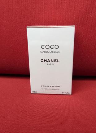 Духи chanel coco mademoiselle шанель коко мадмуазель.