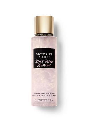 ✨шиммер мист velvet petals от victoria's secret✨