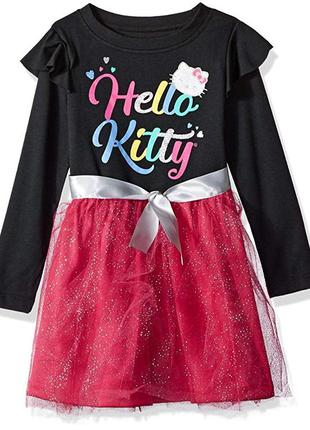 Платье hello kitty оригинал из сша на 2 года и 10 лет 🔥акция!🔥...