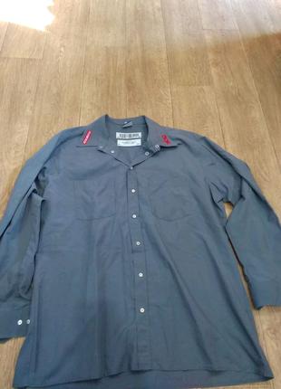 Спецодяг рубашка бу