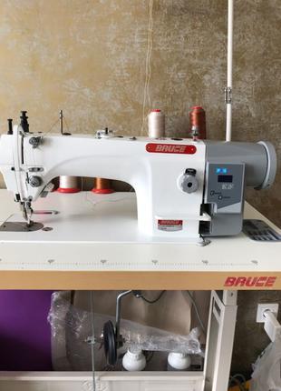 Швейная машина промышленная для кожи Bruce brc-6380-q