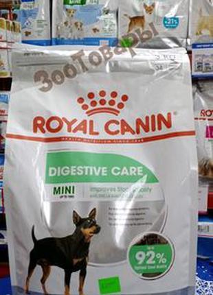 Royal Canin Mini Digestive Care 3кг/ Роял Канин мини Дигестив