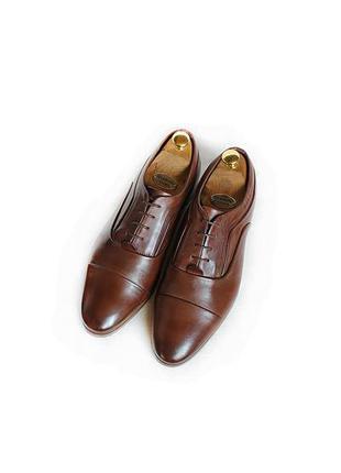 Кожаные туфли оксфорды asos броги лоферы