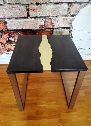 Столик для кальяна loft, оригинальный дизайн
