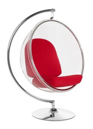 Кресло пузырь Bubble Chair Base, подвесное на ножке