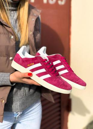 Adidas gazelle женские кроссовки адидас газели