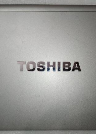 Крышка матрицы ноутбука Toshiba Portege R500