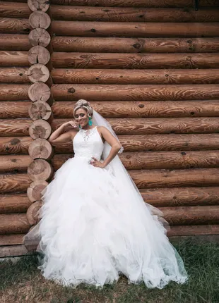 Свадебное платье Divina Sposa - Цена Снижена!