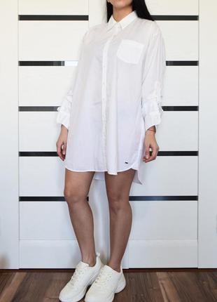 Платье-рубашка tommy hilfiger