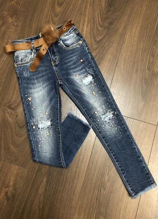 Отличные джинсы для девочек