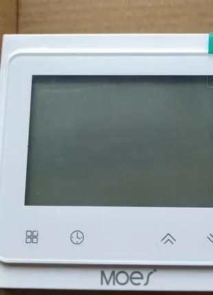 Термостат для теплых полов с Wi-Fi