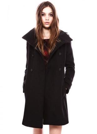 Пальто pull&bear, классическое