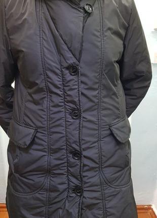 Куртка пальто с мехом