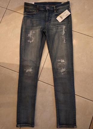 Суперские джинсы фирмы h&m