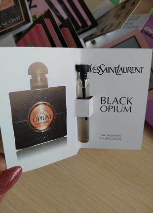 Black opium 5мл парфюм