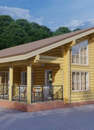 Проектирование, строительство деревянных домов