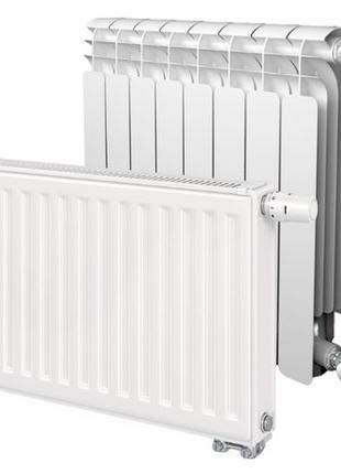 Радіатори опалення (батареї) Низькі ціни. Можлива доставка