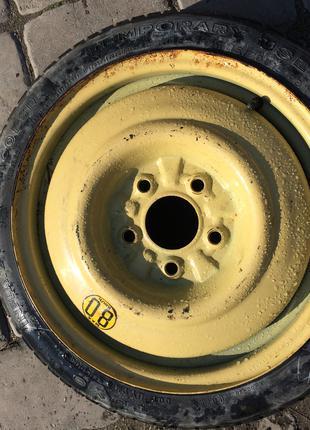 Mazda-6 запасное колесо,докатка