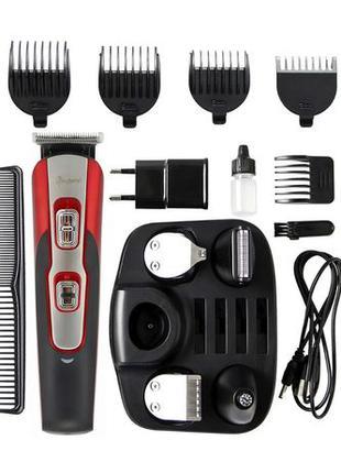 Триммер для бороды носа 10в1 машинка для стрижки волос электро...