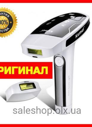 Фотоэпилятор эпилятор лазерный для лица и тела со съёмными кар...
