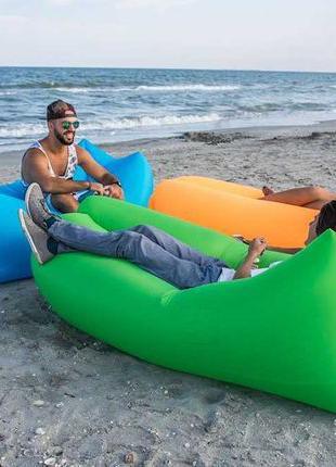 АКЦИЯ Ламзак диван надувной матрас мешок кресло гамак шезлонг