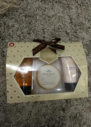 Роскошный подарочный набор royal jelly