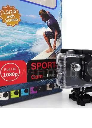 Экшн-камера SJ4000 FULL HD 1080P DVR Sport Аналог Go