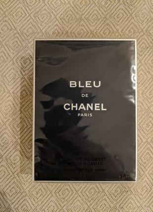 Bleu de chanel paris eau de toilette pour homme 150 ml туалетн...