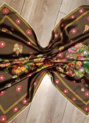 Платок разноцветный
