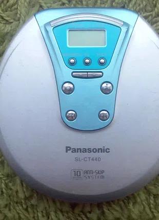 CD плеер Panasonic sl-ct440
