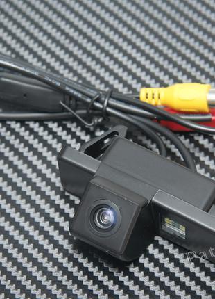 Камера заднего вида Nissan Juke/Note/Qashqai/X-Trail, Citroen C4/