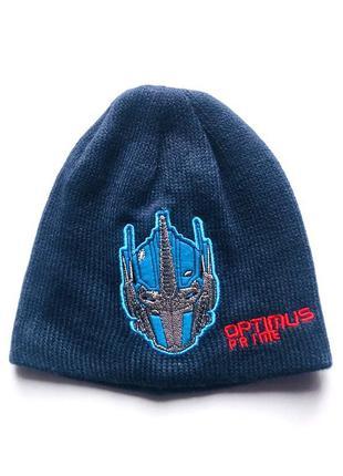 Детская шапка для мальчика transformers, деми, takko fashion, ...